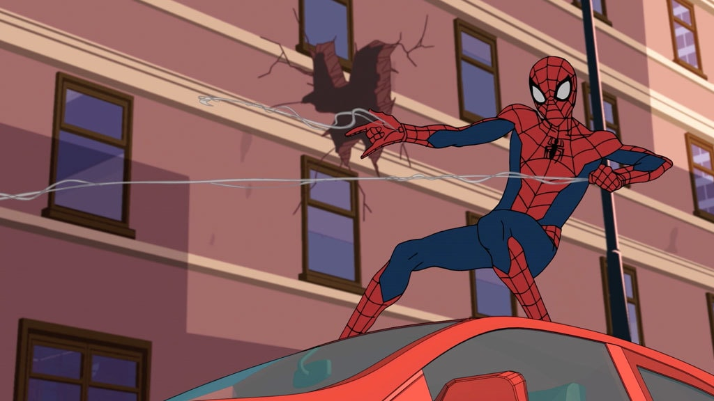 Marvel's Spider-Man on Disney Channel - Trailer 2