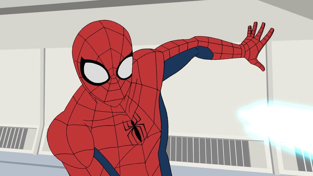 Marvel's Spider-Man on Disney Channel - Trailer 3