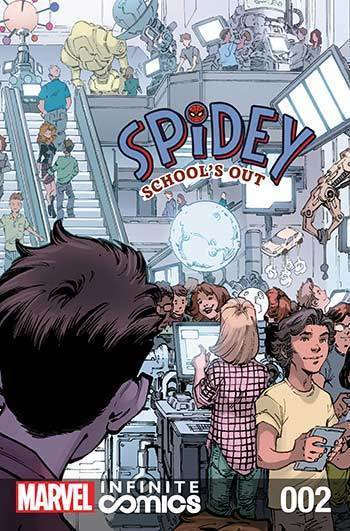Spidey: School's Out #02