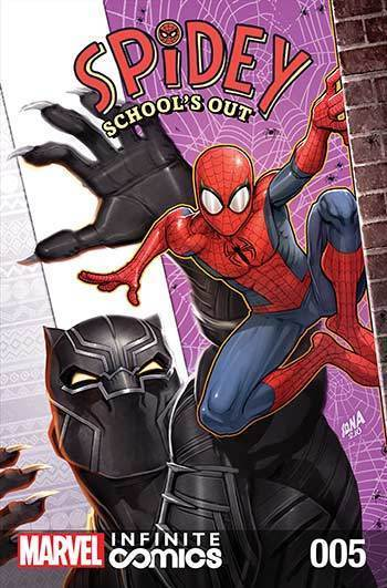 Spidey: School's Out #05