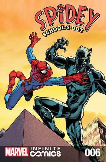 Spidey: School's Out #06