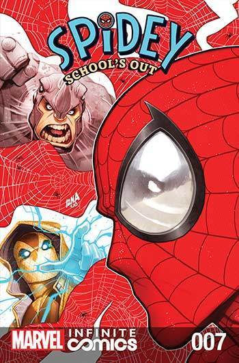 Spidey: School's Out #07