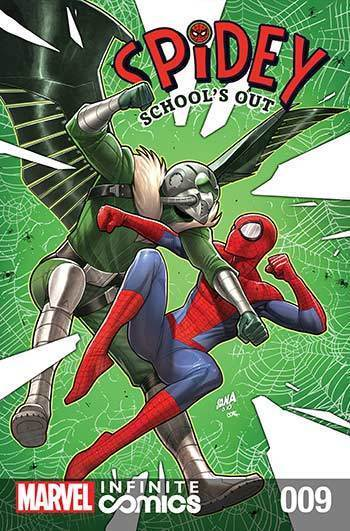 Spidey: School's Out #09