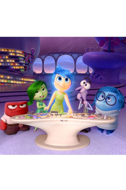 Inside Out – Spot the difference