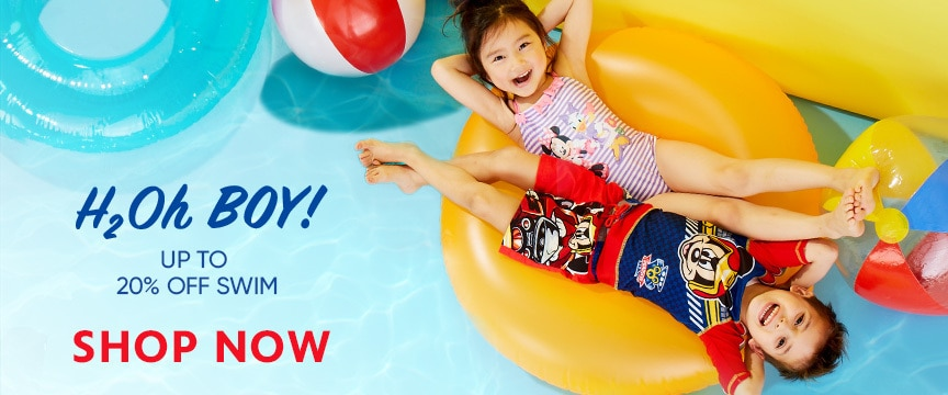 Disney Store Promo - Swim Sale 20%