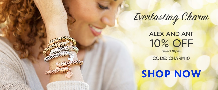 Disney Store Promo - Alex and Ani 10% Off