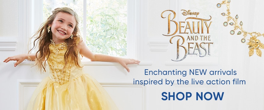 Disney Store Promo - Beauty and the Beast Shop
