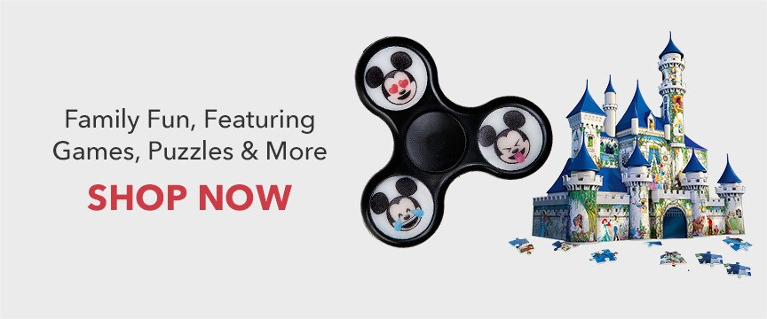 Disney Store Promo - Disney Games