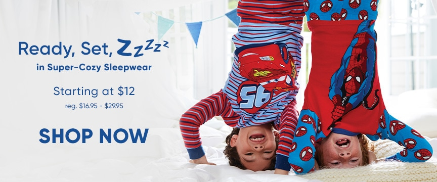 Disney Store Promo - Sleep Sale 2/14