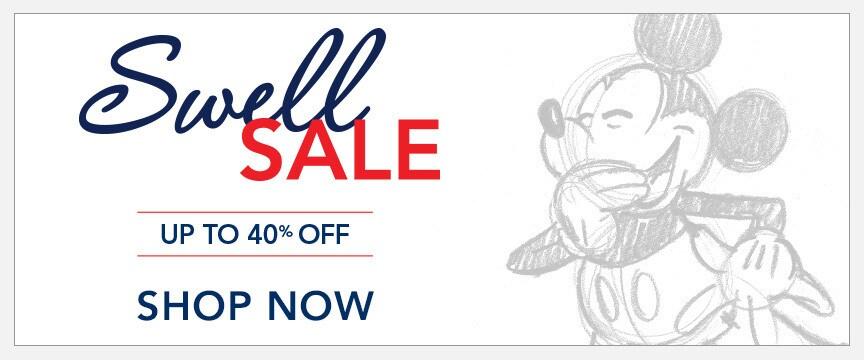 Disney Store Promo - Spring Sale