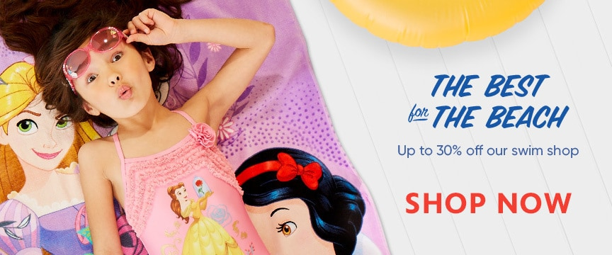 Disney Store Promo - Swim Sale 20% 4/20