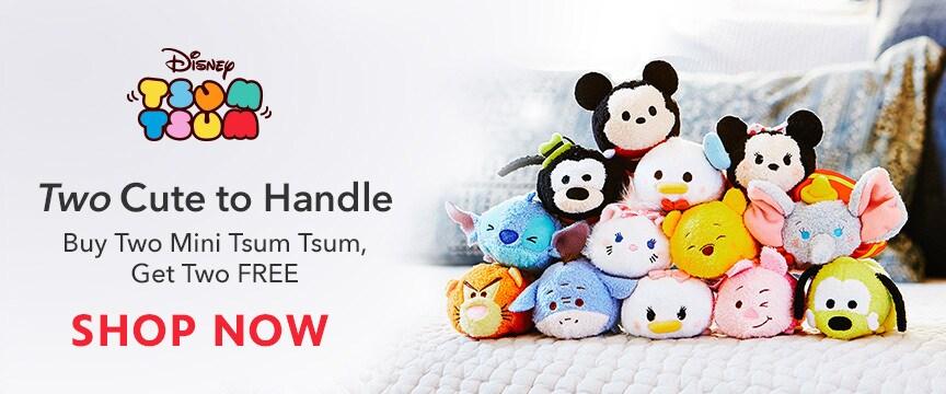 Disney Store Promo - Tsum Tsum BOGO 6/20