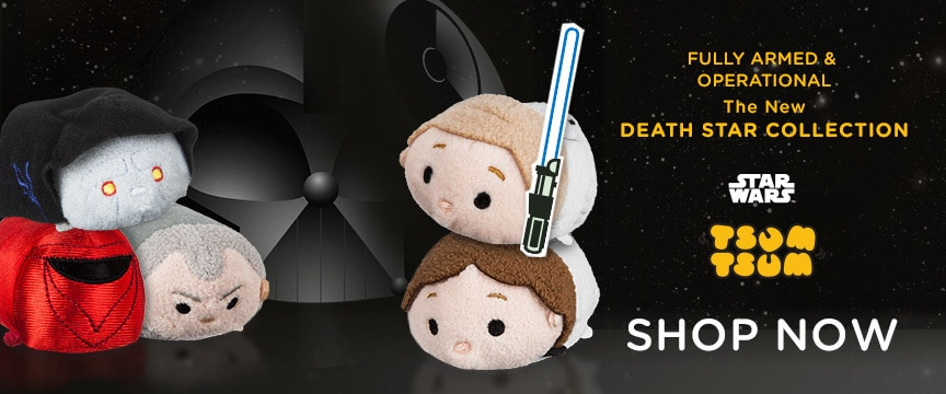 Disney Store Promo - Tsum Tsum SW Imperial Collection
