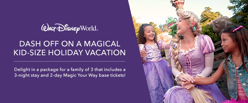 Walt Disney World Resort Special Offer