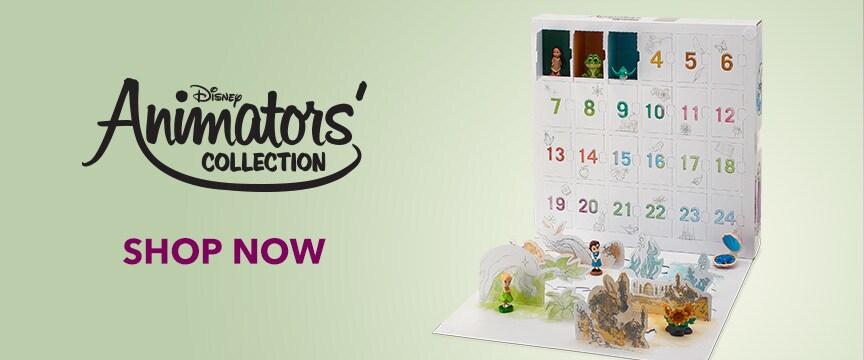 ShopDisney Promo - Animator Collection