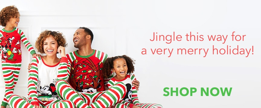 ShopDisney Promo - Holiday Shop