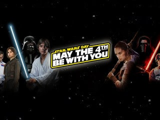Star Wars Day 2017 Gaming Deals
