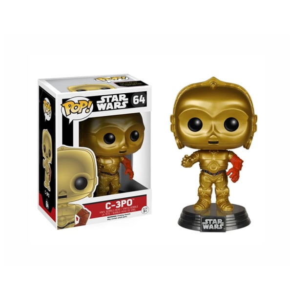 Star Wars E7 Funko Pop C-3Po