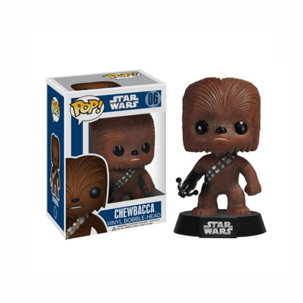 Star Wars E7 Funko Pop Chewbacca