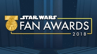 The Star Wars Fan Awards 2018 – Enter Now!