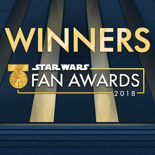 Meet the Winners of the Star Wars Fan Awards 2018!