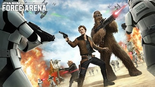 Star Wars: Force Arena Screenshots