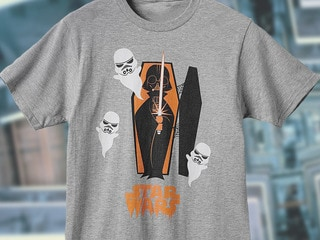 CELEBRATE THE SPOOKY SIDE OF THE FORCE