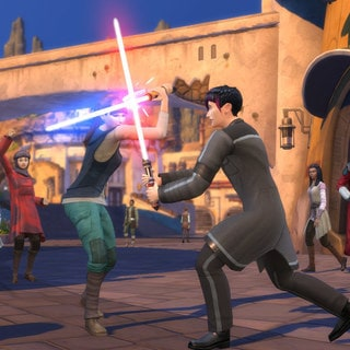 Get Ready to Journey to Batuu in The Sims 4
