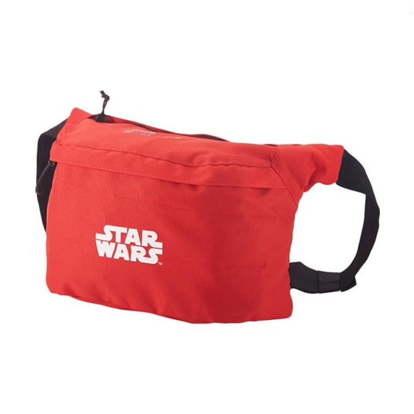 Star Wars Logo Waist Bag - Red