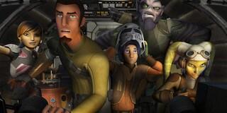Quiz: Welche Figur aus Star Wars Rebels bist du?