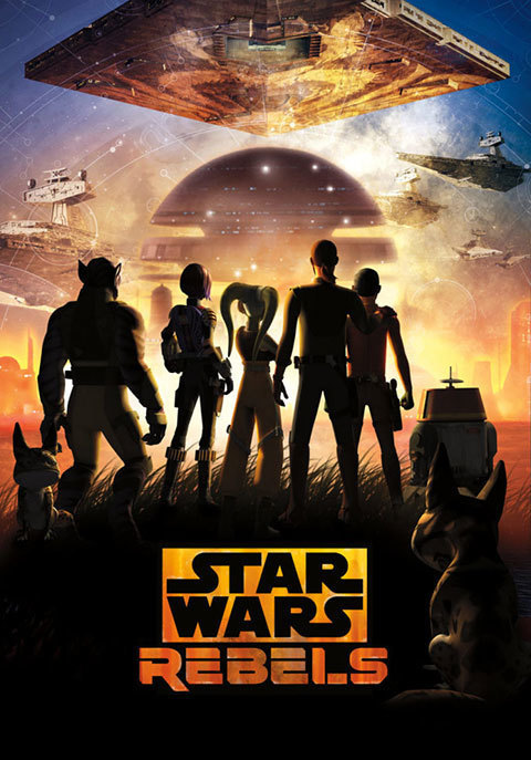 Star Wars Rebels Season 4 poster