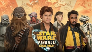 Star Wars Pinball: Solo: A Star Wars Story