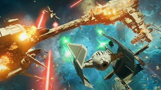 Star Wars: Squadrons is Here!