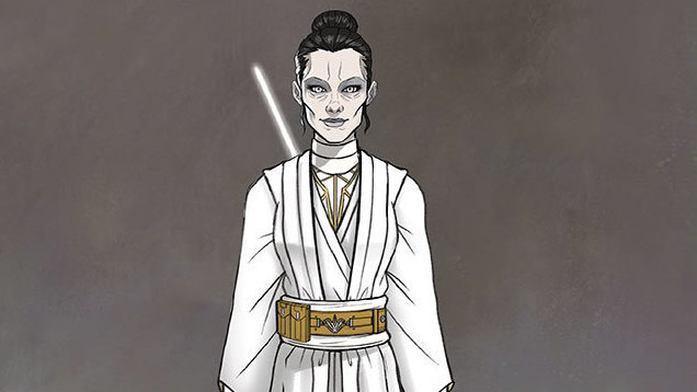 Star Wars: The High Republic | Concept Art Gallery