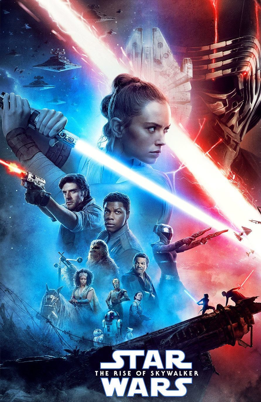 Image result for rise of skywalker