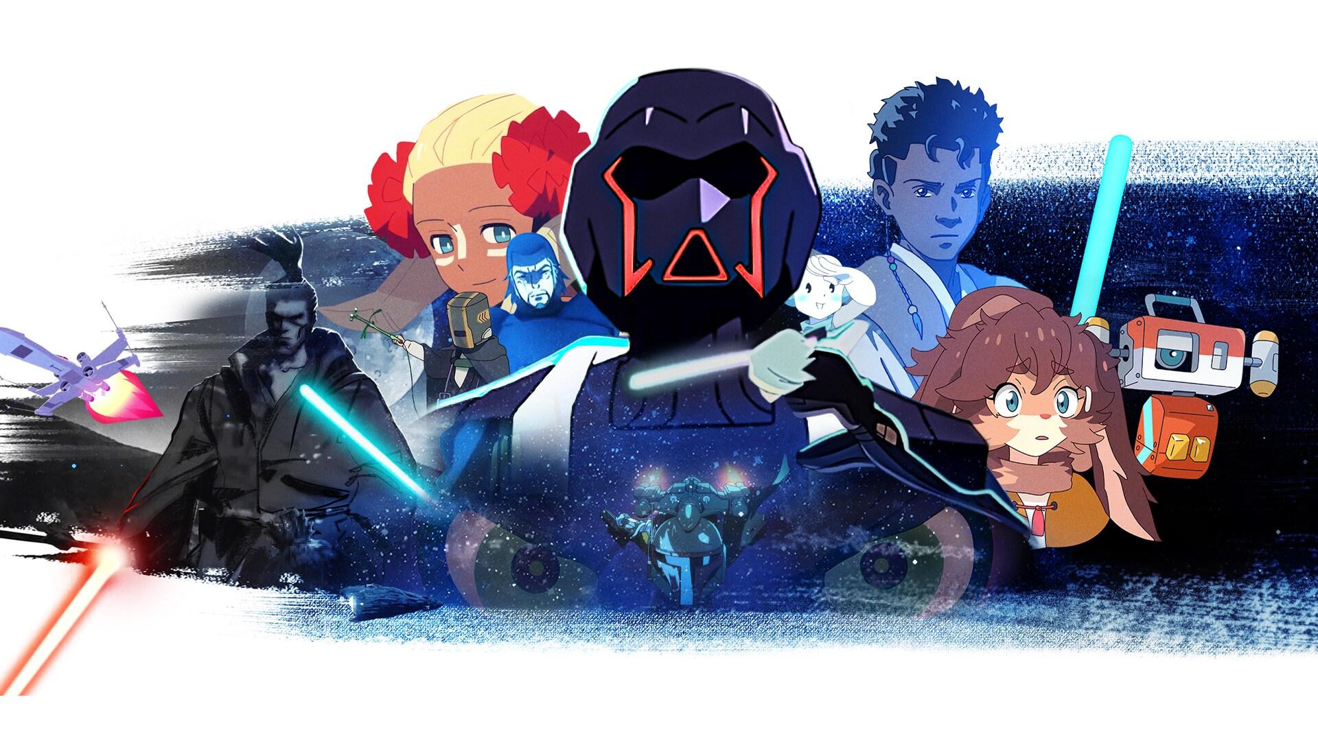 Conheça os episódios de Star Wars: Visions