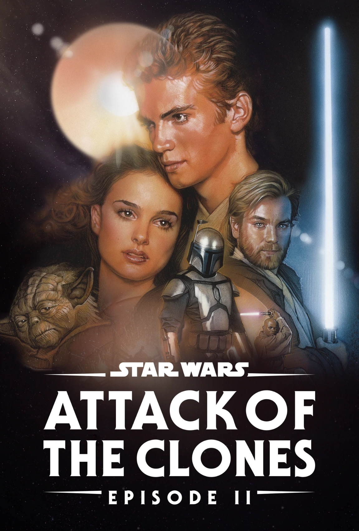 Star Wars: Attack of the Clones (Episode II) poster