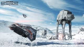 Star Wars Battlefront Screenshots
