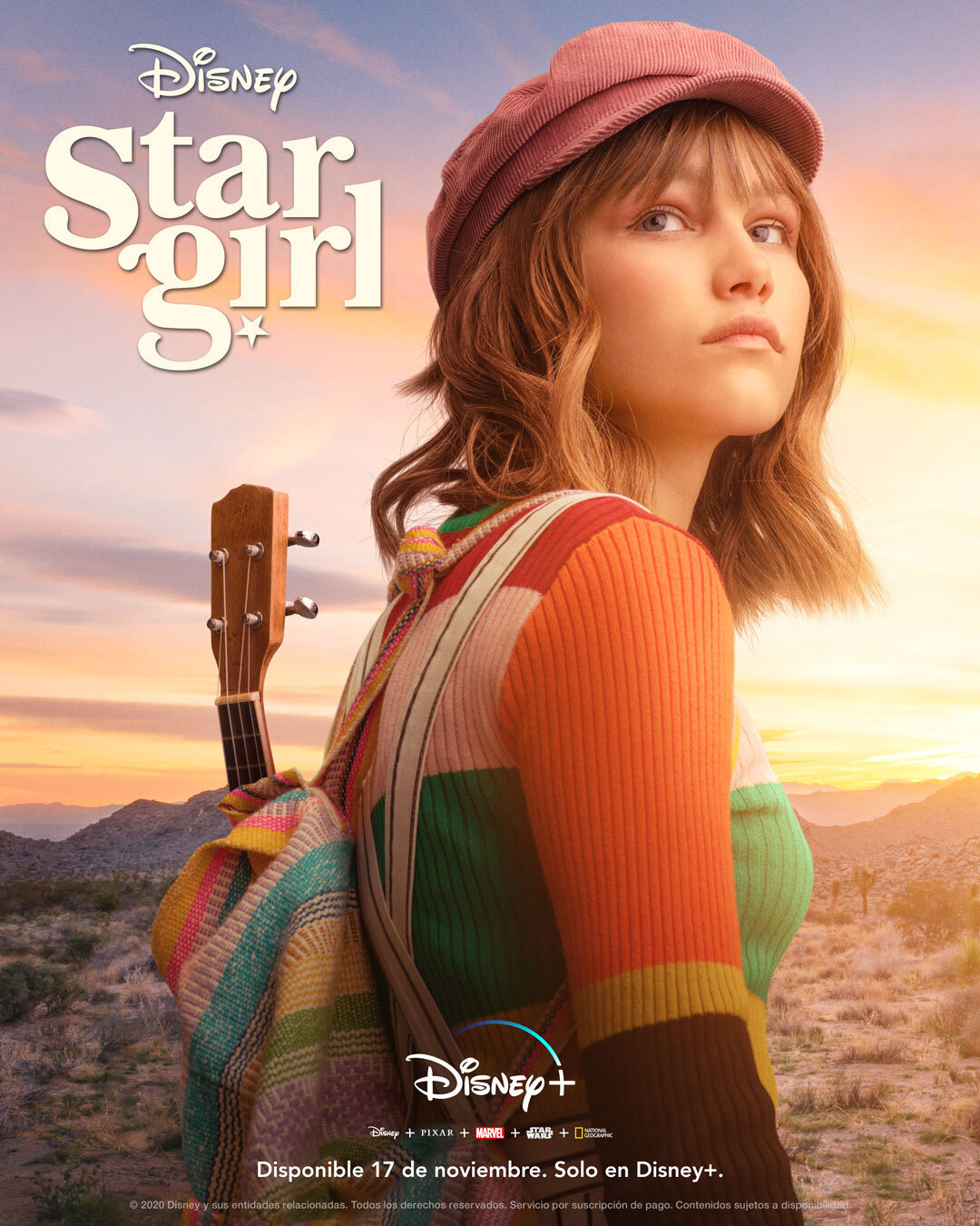 Stargirl | Disponible en Disney+