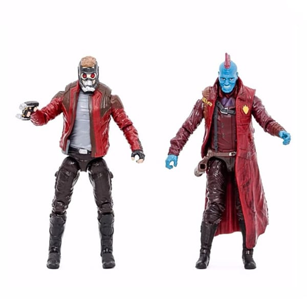 Marvel Guardian of the Galaxy Legend Series Yondu and Star Lord 2-Pack