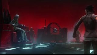 Evil Intentions - Snoke and Mirrors | Star Wars: The Last Jedi
