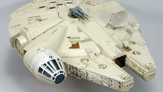 40 Years of Star Wars Toys Gallery
