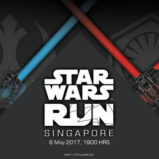 Star Wars™ Run Singapore | 6 MAY 2017 19:00 HRS