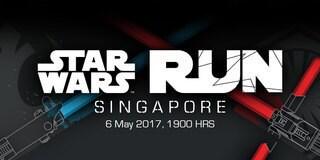 Star Wars™ Run Singapore | 6 MAY 2017 19:00 HRS