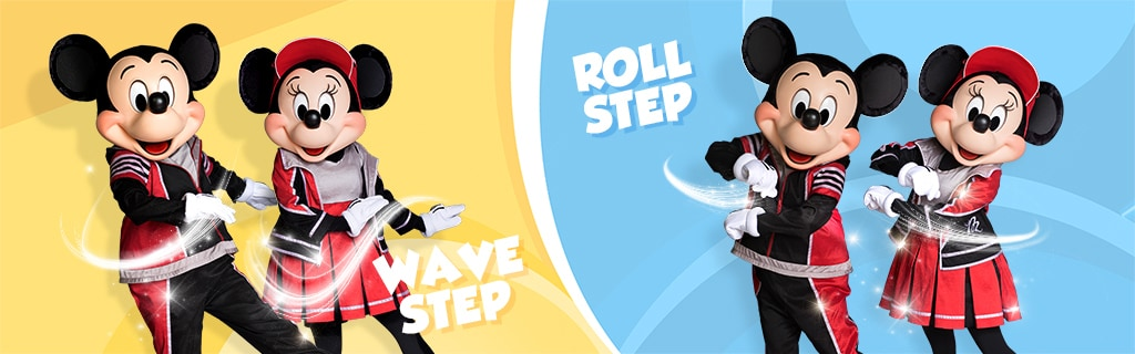 Stay Fit With Mickey Test Microsite 02
