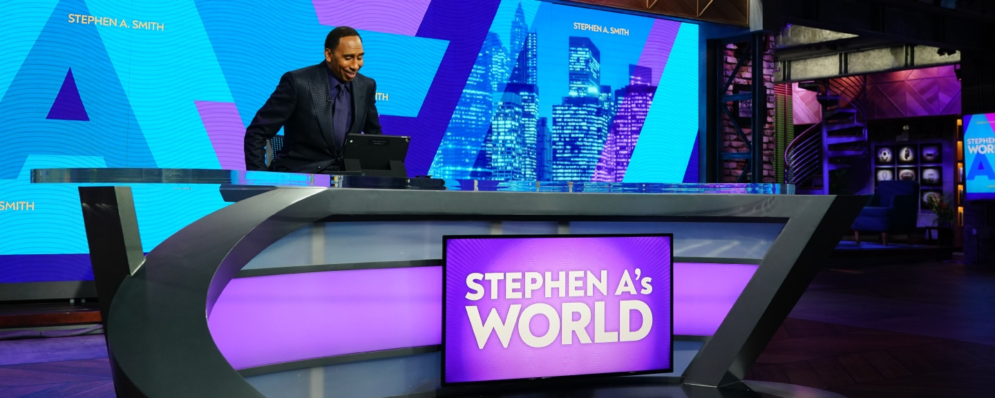 Video: Top Celebrity Guest Moments from Stephen A.'s World on ESPN+