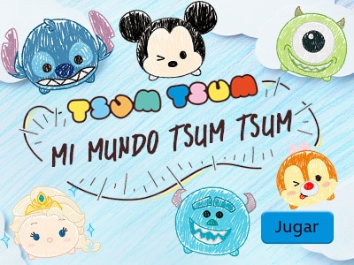 Mi mundo Tsum Tsum