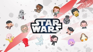 The Last Jedi Stickers for for iMessages are here!