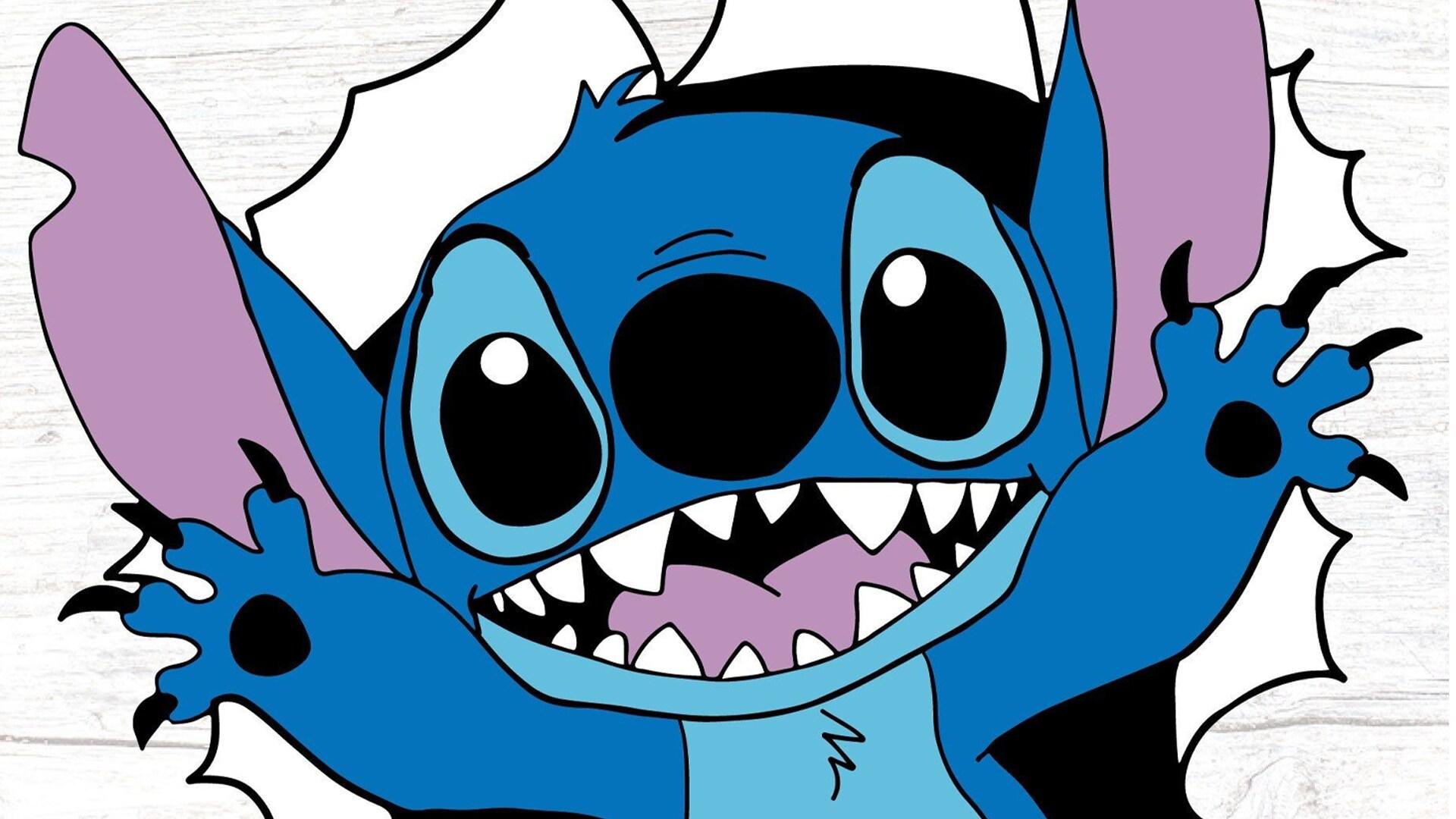 Celebramos o dia do Stitch!
