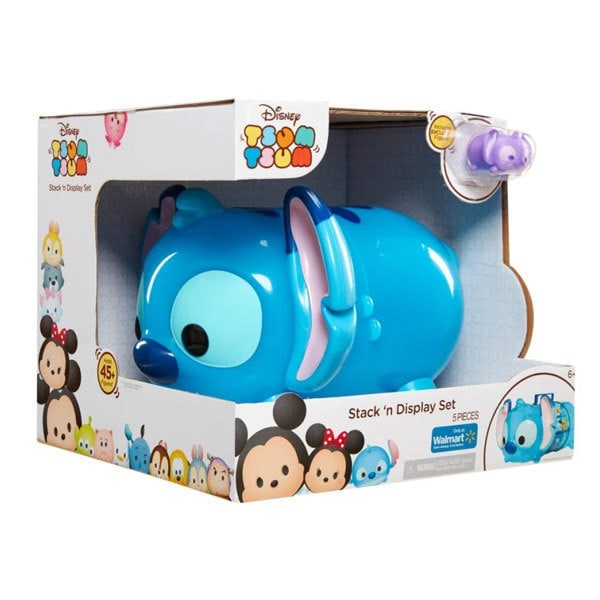 Disney Tsum Tsum Stitch Stack N Display Set